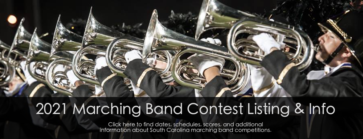 Marching Band 2021 Advert
