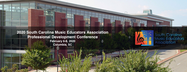 SCMEA Conference Graphic