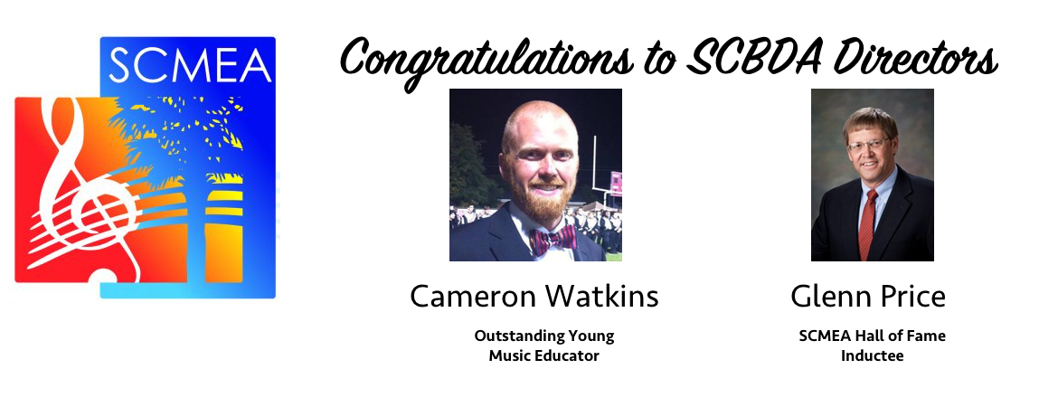 SCMEA Director Awards