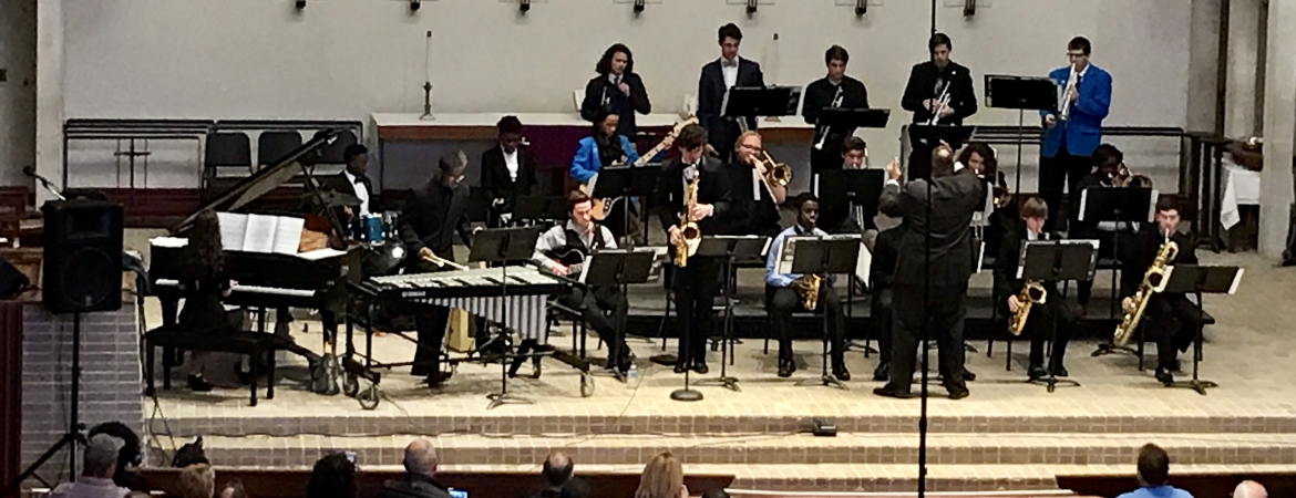 2017 All-State Jazz Band (Dashiell)