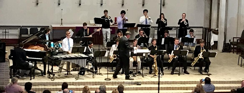 2017 All-State Jazz Band (Panella)