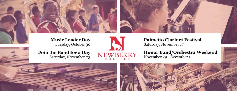 Newberry College Banner