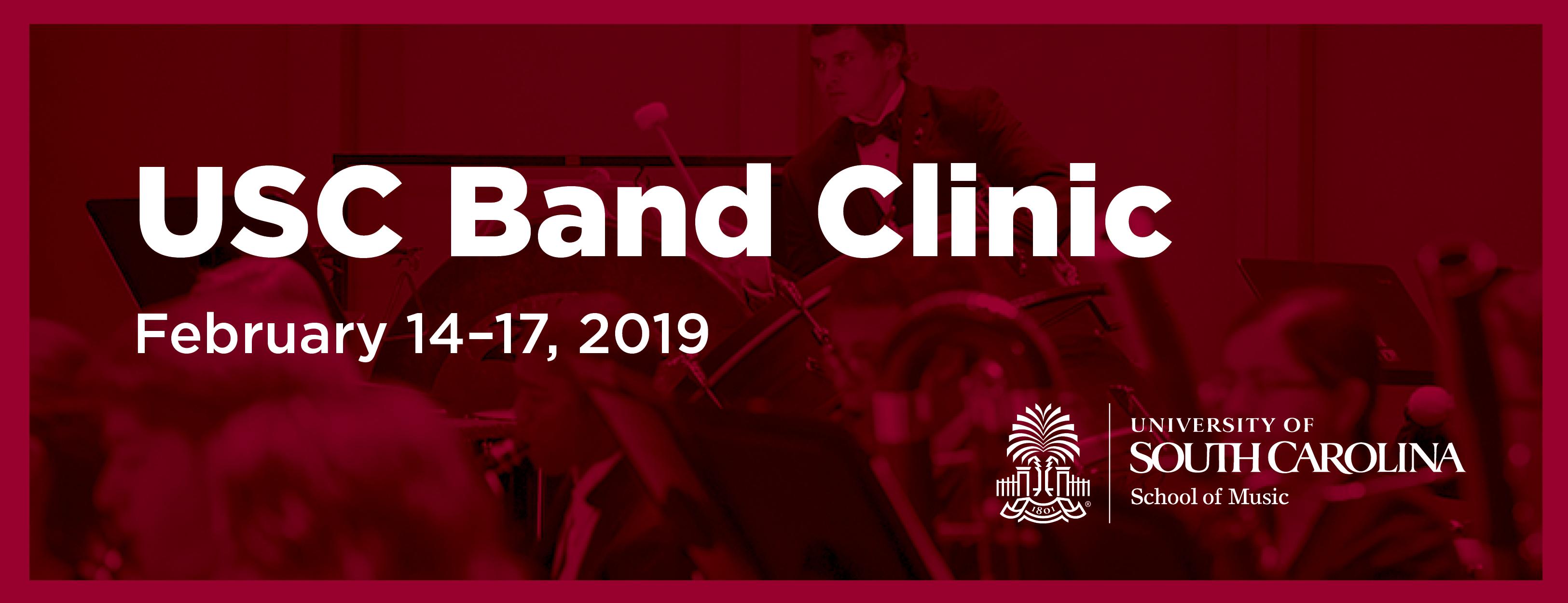 2018USCBandClinic